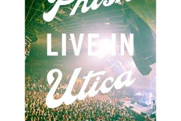 phish live in utica dvd