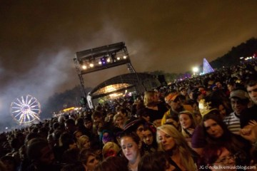 Crowd at Voodoo 2011 | Photo by Jimmy Grotting