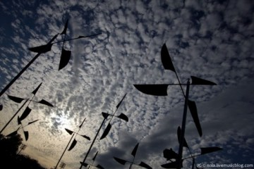 Sky Over Voodoo 2011 | Photo by Jimmy Grotting