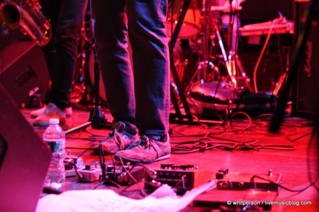 The War on Drugs 2011-12-11 094