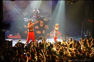 die antwoord @ irving plaza, nyc 2/11/12