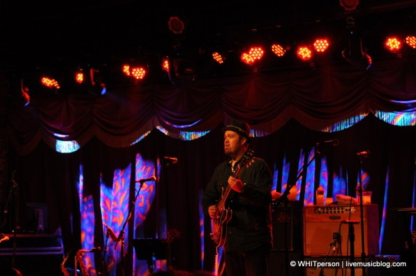 Soulive @ Brooklyn Bowl, 3.1.12 (20)