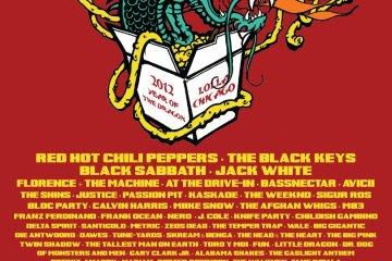 lollapalooza 2012 lineup