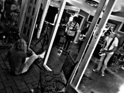 The Orwells in Los Angeles, CA - 6/16/12 || Photo © Wesley Hodges