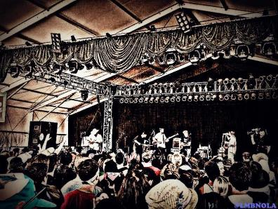 Trampled By Turtles @ Bonnaroo 2012 || Photo by Stephen Taylor
