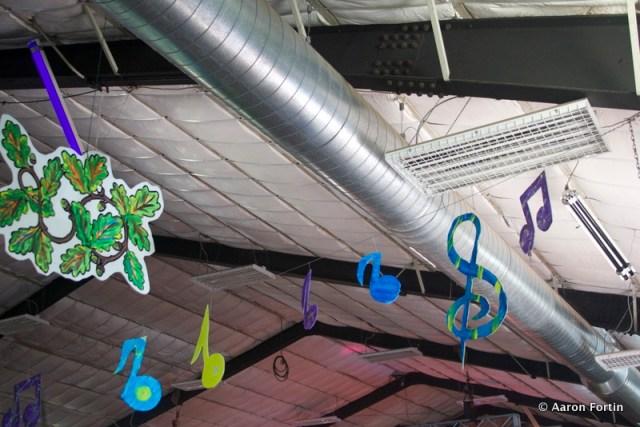 Decorations HSMF 2012