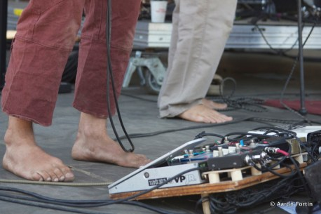 Feet of the Elephant Revival, Big Meadow, HSMF 2012