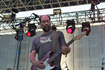 Doug Martsch of Built to Spill, Main Stage, HSMF 2012