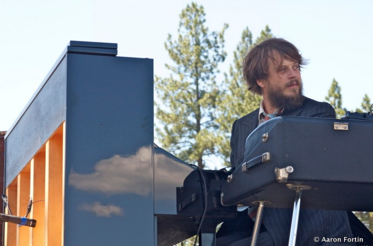 Clouds   Marco Benevento of SMMD @ Grandstand Stage, High Sierra 2012
