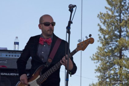 Marc Friedman of SMMD @ Grandstand Stage, High Sierra 2012