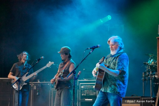 String Cheese Incident @ Greek Theatre Los Angeles 7/13/12