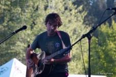 Brad Barr of The Slip @ Big Meadow Stage, High Sierra 2012
