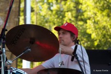 Andrew Barr of The Slip @ Big Meadow Stage, High Sierra 2012