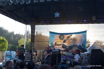 The Slip, Big Meadow Stage, High Sierra 2012