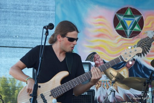 The Motet : Funk is Dead / Big Meadow / HSMF 2012
