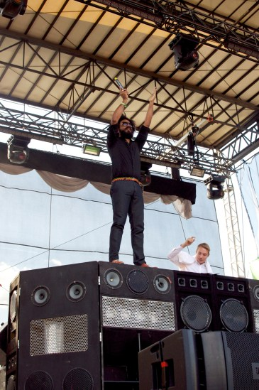 Major Lazer (by Eric T)
