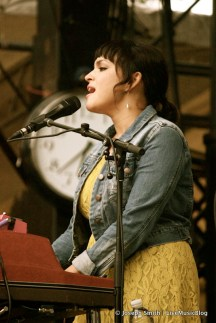 Norah Jones @ Outside Lands 2012 || Photo © Joseph Smith
