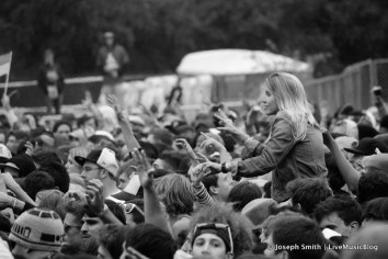 Crowd @ Outside Lands 2012 || Photo © Joseph Smith