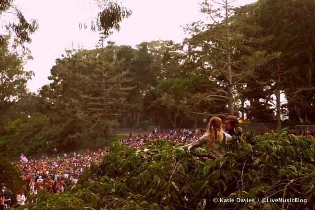Fans @ Outside Lands 2012 || Photo © Katie Davies