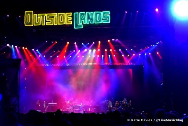 Stevie Wonder @ Outside Lands 2012 || Photo © Katie Davies