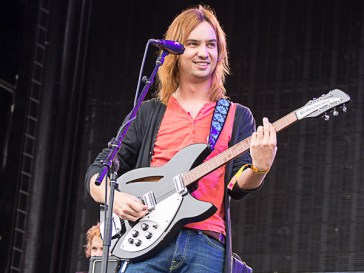 Tame Impala @ Outside Lands 2012 || Photo by Jimmy Grotting