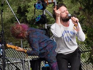 Josh Tillman of @ Outside Lands 2012 || Photo by Jimmy Grotting