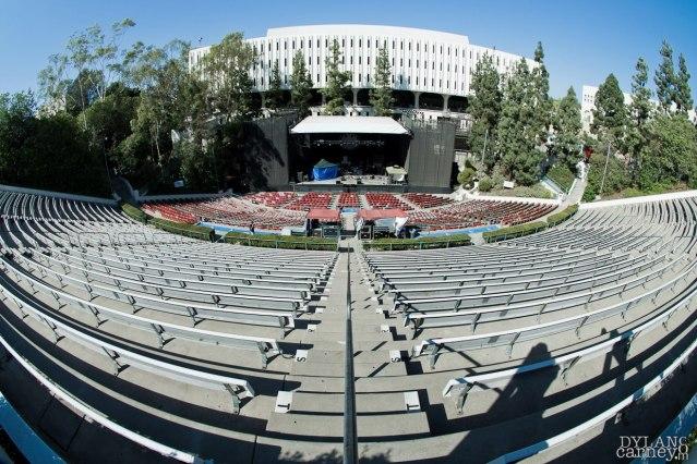 SDSU Open Air Theatre, San Diego, CA