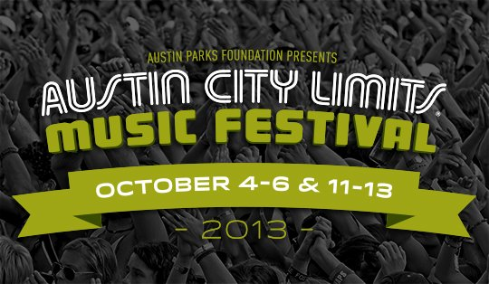 austin city limits 2013 two weekends