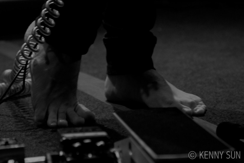 Tame Impala @ Music Hall of Williamsburg - 11/7/12 || Photo © Kenny Sun
