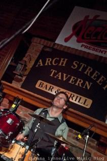 Floodwood @ Arch Street Tavern, Hartford CT, 11.16.2012