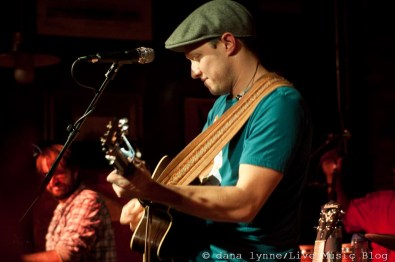 Ryan Montbleau Band, Arch Street Tavern, 12.1.2012