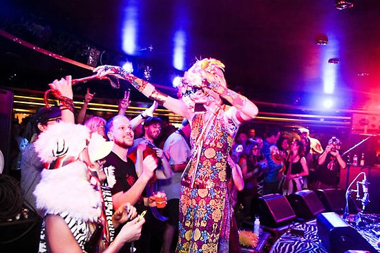 @PeteLikesMusic on Jam Cruise in 2012.  Photo from Jamcruise.com