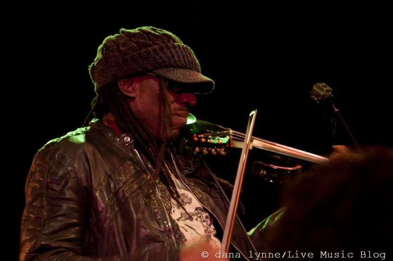 The Mushroom Cloud w/Boyd Tinsley @ Toad's Place, 2.24.2013