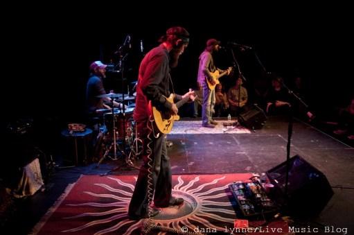 Dangermuffin @ StageOne, Fairfield, CT 3/9/2013