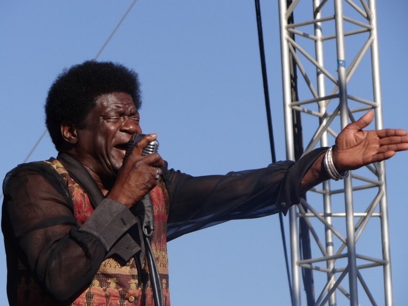 Charles Bradley @ FYF Fest 2013 | Photo by Wesley Hodges