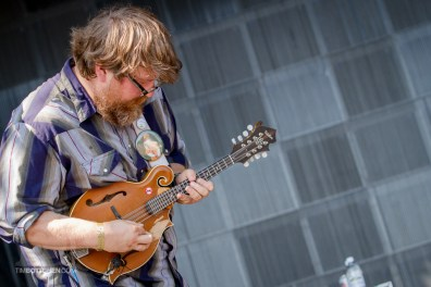 Erik Berry of Trampled By Turtles