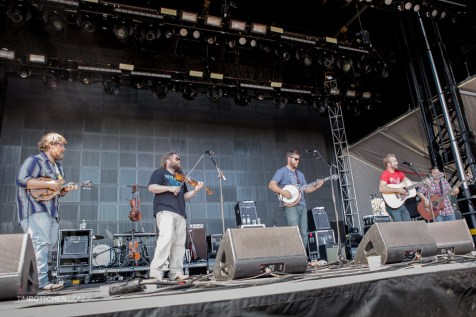 Trampled By Turtles at LouFest
