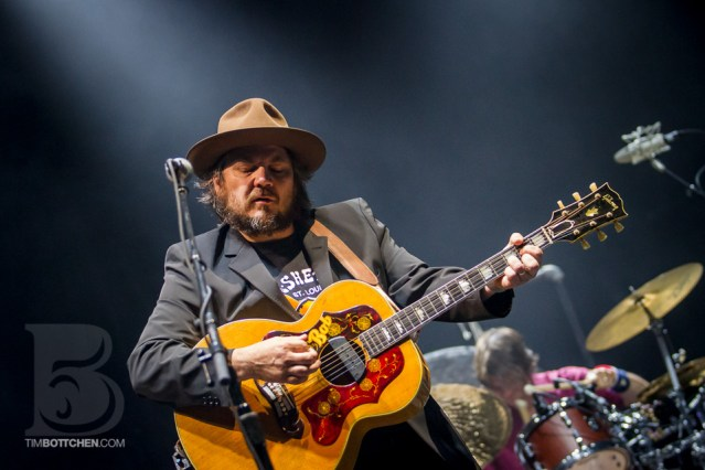 Jeff Tweedy of Wilco