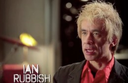 ian rubbish interviews the clash