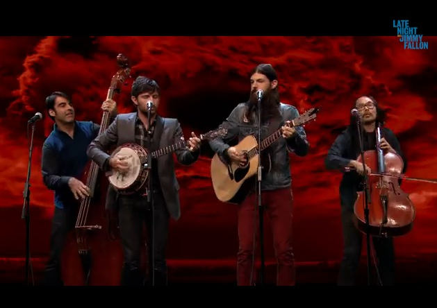 the avett brothers do heavy metal
