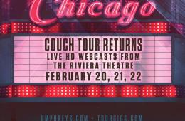 UM couch tour live from riveria