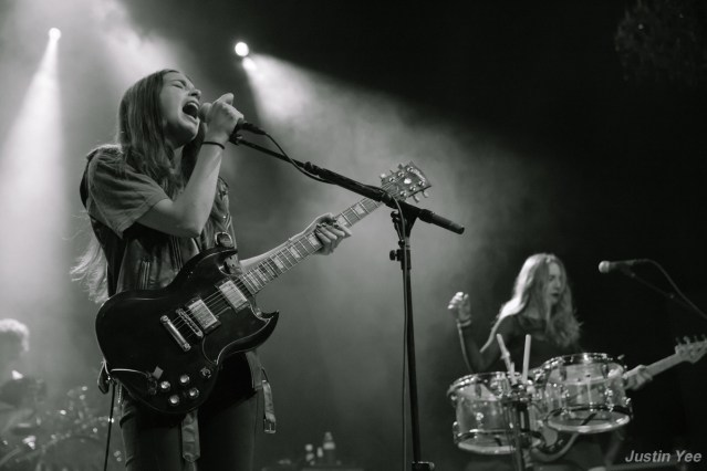 HAIM @ The Fillmore SF, CA_Watermarked-6