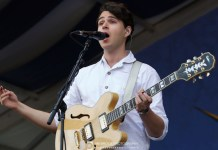 Vampire Weekend @ Jazz Fest 2014 © Jim Brock