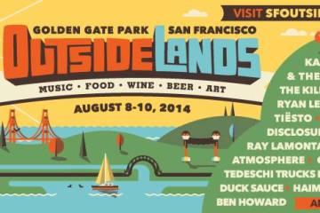 outside lands 2014 lineup