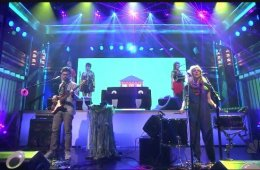 "WATCH  tUnE yArDs – ""Water Fountain"" on Fallon   LIVE music blog"