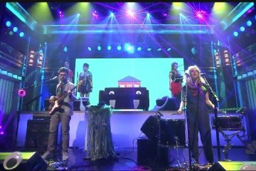 "WATCH  tUnE yArDs – ""Water Fountain"" on Fallon   LIVE music blog"