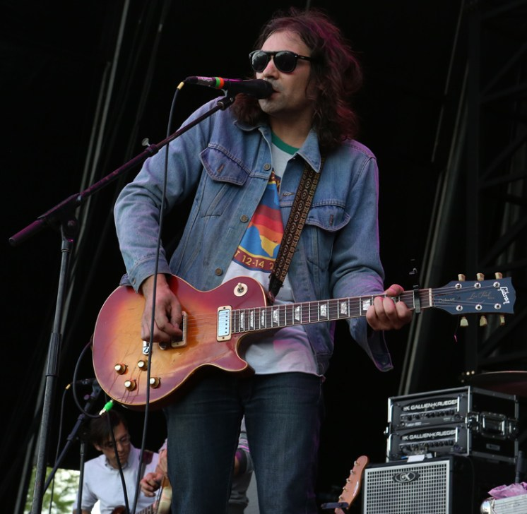 The War on Drugs @ Roots Picnic 2014