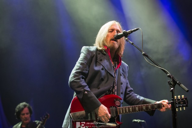 Tom Petty & The Heartbreakers @ The Forum, LA 10.10.14 © Jim Brock