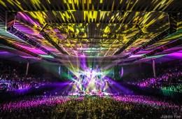 Phish @ Bill Graham Civic Auditorium 10.27.14 © Justin Yee