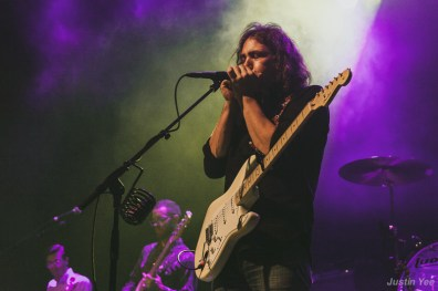 The War on Drugs @ The Fillmore, San Francisco 10.5.14